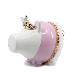 OINK Money Box - 23cm - Ballerina
