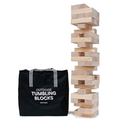 PLAY Giant Topple Tower Set - 57-Piece