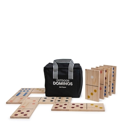 PLAY Giant Domino Set - 28-Piece - 18x9cm