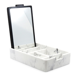 VALET Rectangle Jewellery Box - 24cm