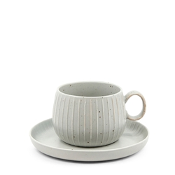 Caro Cup and Saucer Set - 230ml