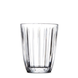 CELINE Tumbler Set - 220ml - 4-Piece - Clear