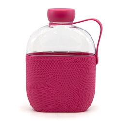 Hip Bottle - Hot Pink