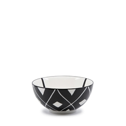 Christopher Vine SIERRA Cross Bowl - 12.5x6cm
