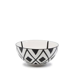 Christopher Vine SIERRA Cross Bowl - 15x7cm