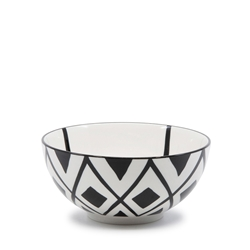 Christopher Vine SIERRA Cross Bowl - 18x7.5cm