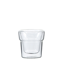 BREW Espresso Cup - 95ml - Set of 8 - Glass