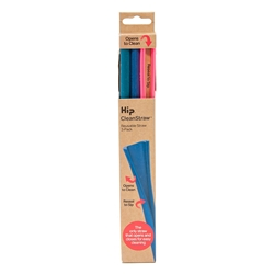 Hip Cleanstraw - Set of 3 - Brights