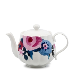 Willow Teapot - 800ml - White