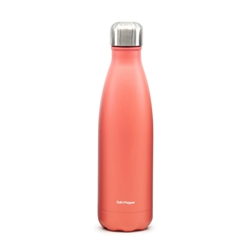 HYDRA Water Bottle Double 500ml - Coral