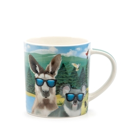 Christopher Vine DESTINATION AUSTRALIA Tasmania Mug - 350ml