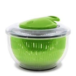STRAND Salad Spinner - 25x17cm - Green