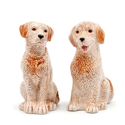 ANIMALIA Salt and Pepper Set - Set of 2 - Labrador