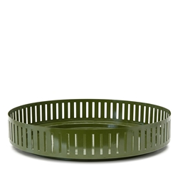 STRAND Fruit Bowl - 40cm - Olive
