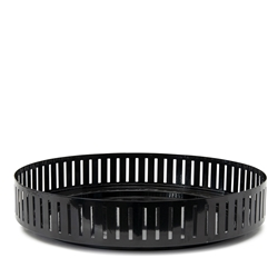 STRAND Fruit Bowl - 40cm - Black