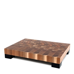STRAND Chopping Block - 40cm - Natural/Black