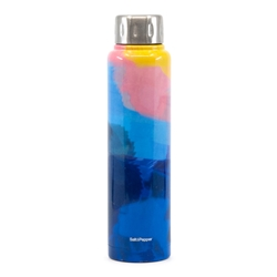 HYDRA Slim Water Bottle - 450ml - Dusk