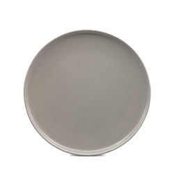Hue Side Plate - 20cm - Grey