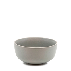 HUE Cereal Bowl - 14cm - Grey