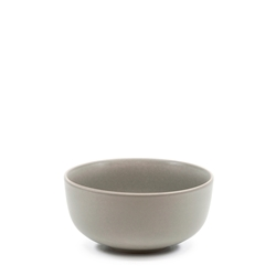 HUE Rice Bowl - 12cm - Grey