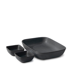 MAJOR Serving Set - 3 Piece - Black