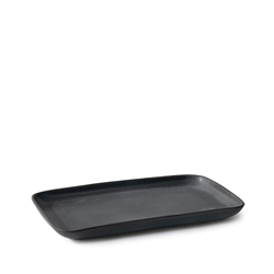 MAJOR Serving Platter - 30cm - Black
