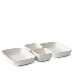 MAJOR Serving Set - 4 Piece - Natural