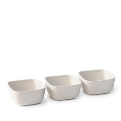 MAJOR Bowl Set - 3 Piece - 10cm - Natural