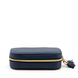 CRUISE Jewellery Pouch - 18cm - Navy