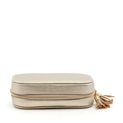 CRUISE Jewellery Pouch - 18cm - Gold