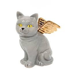 ANIMALIA Money Box - British Shorthair