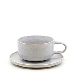RELIC Tea Cup and Saucer Set - 260ml/15cm - Mist
