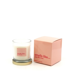 SMELLS LIKE Candle Pot - 190g - Your First Kiss