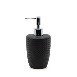 EMBOSS Soap Dispenser - Black