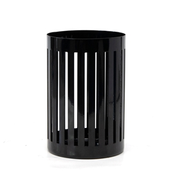 Strand Utensil Holder - 12x18cm - Black