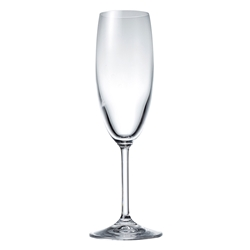 VINO VINO Champagne Flutes - 175ml - Set of 8