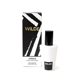 WILDE JUNGLE Room Spray - Citrus, Tonka & Amber - 50ml