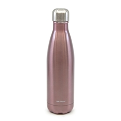 HYDRA Water Bottle - 500ml - Metallic Pale Pink