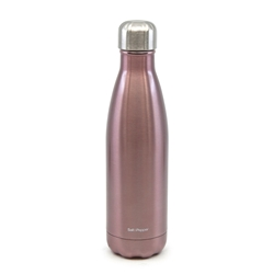 HYDRA Water Bottle - 750ml - Metallic Pale Pink