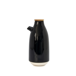 Beacon Oil and Vinegar Bottle - 320ml - Black
