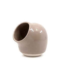 Beacon Salt Cellar - 12cm - Latte