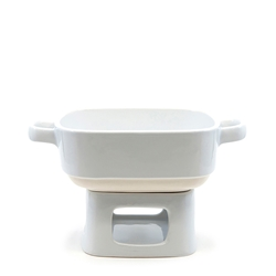 BEACON Fondue Set - White