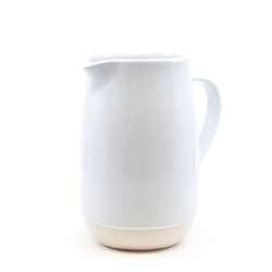 Beacon Water Jug - 1.2 Litre - White