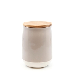 Beacon Canister - 15cm - Latte