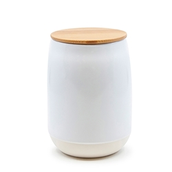 BEACON Canister - 17cm - White