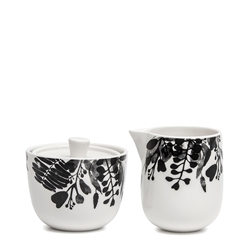 NERI Milk Jug and Sugar Bowl Set - 2-Piece