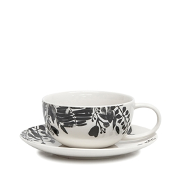 NERI Tea Cup and Saucer Set - 250ml/15cm