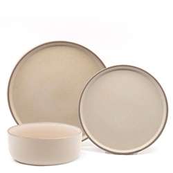 HANA Dinner Set - 12-Piece - Ivory