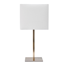 WATSON Table Lamp - 53cm - Brass