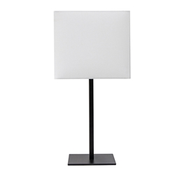 WATSON Table Lamp - 53cm - Black